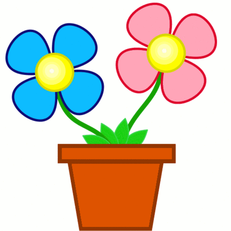Single Flower Clip Art ClipArt Best