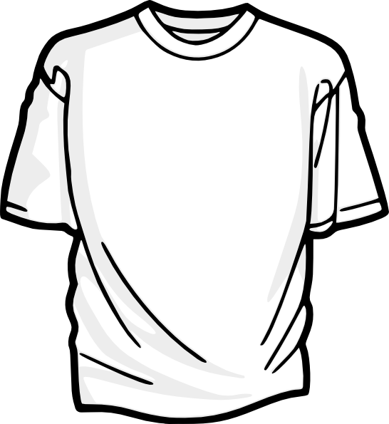 T Shirt Outlines