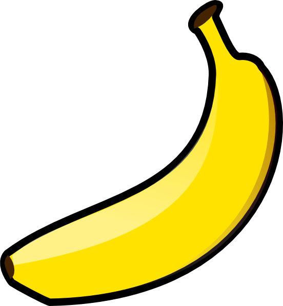 Cartoon Banana - ClipArt Best