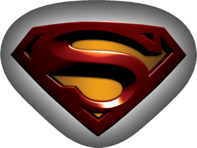 PSD Detail | superman logo | Official PSDs