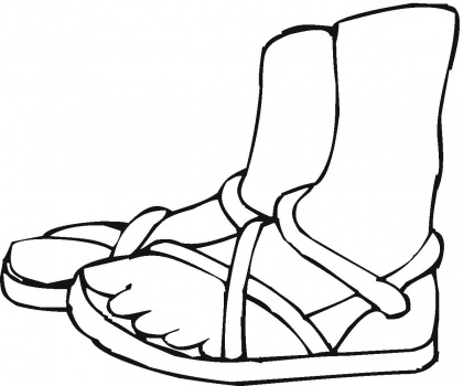 Printable Shoes ClipArt Best