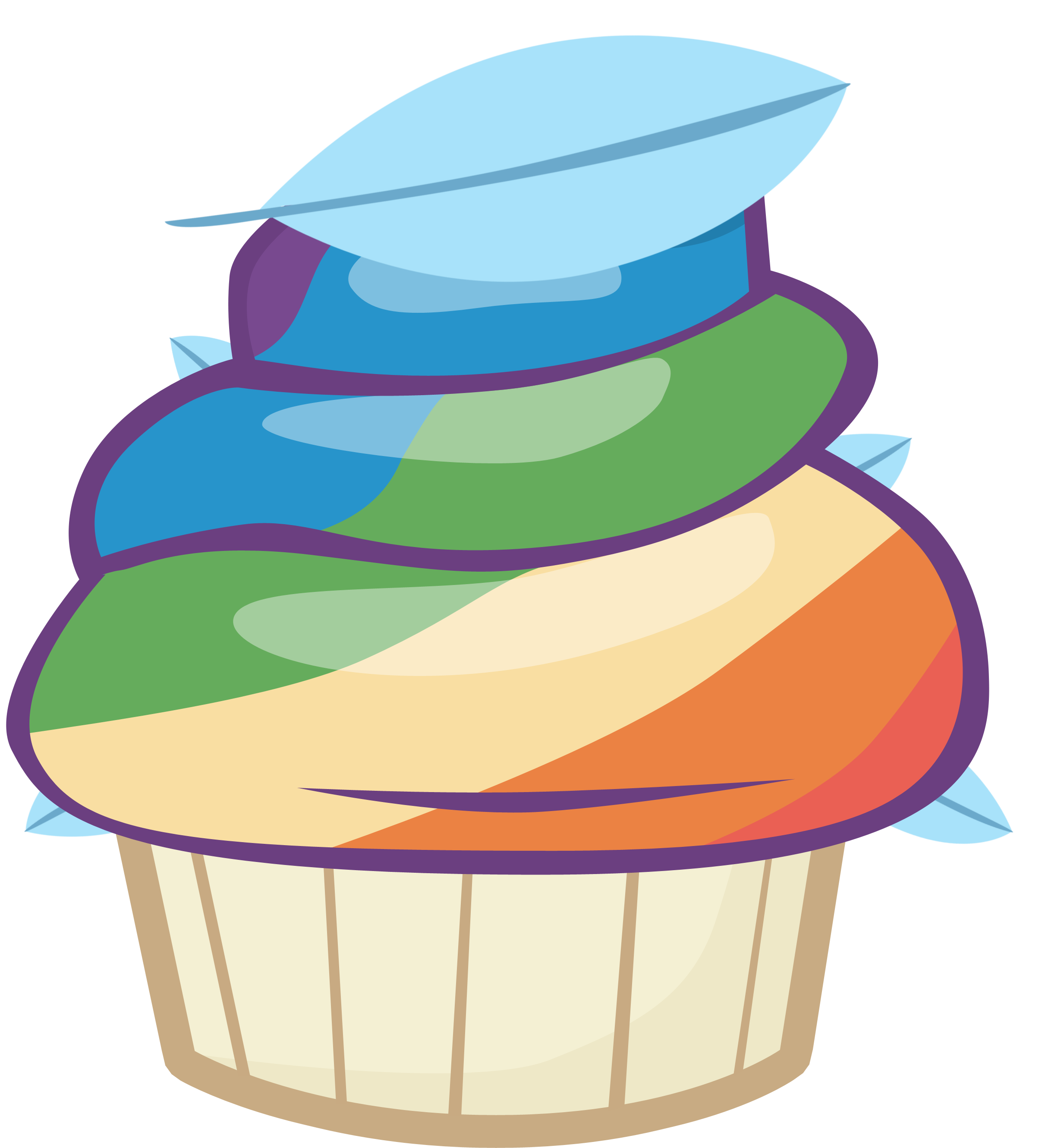 Cupcake Design Png : Cupcake Cartoon Icon Png - ClipArt Best