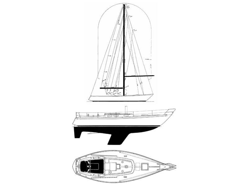 Sailing Boat Clipart Sailing Boat Norlin 37 Swe