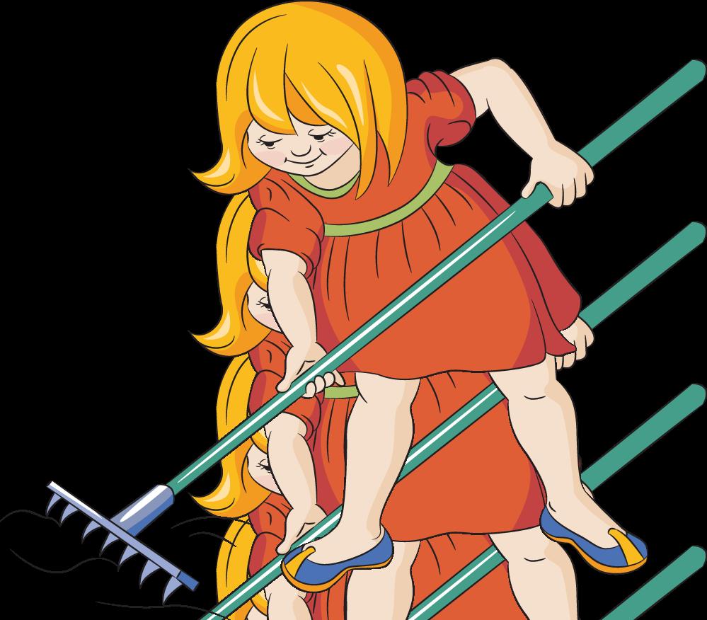 Garden shovel clip art clipart best for Gardening tools clipart