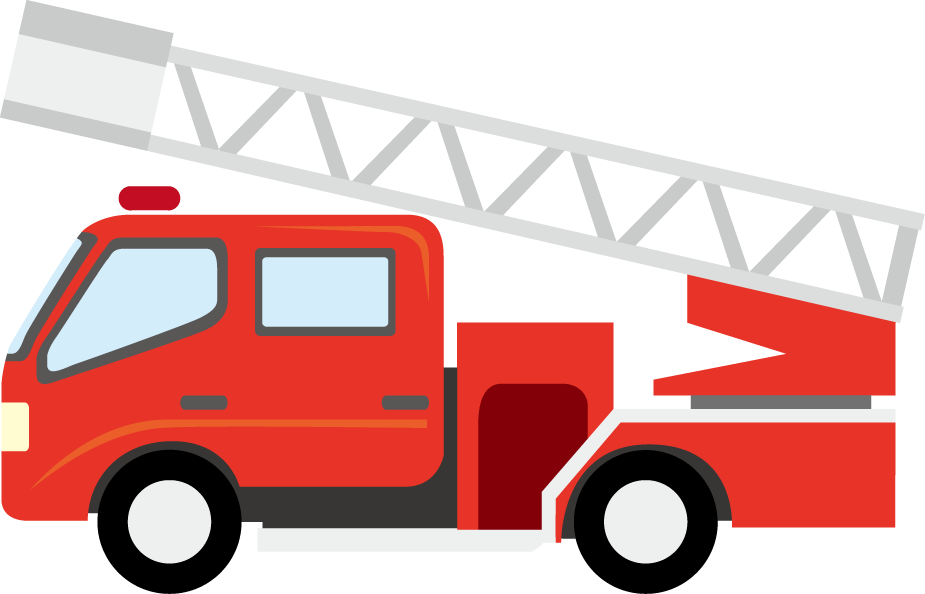 Cartoon Fire Truck - ClipArt Best