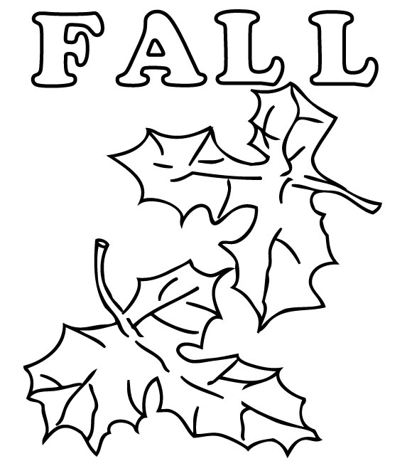 Fall Coloring Pages Fall Activities For Kids Clipart Fall Coloring Pages For