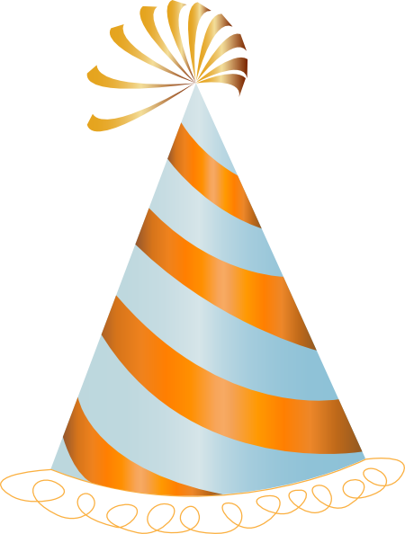 new year hat clipart - photo #7