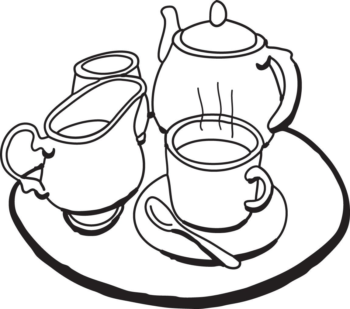 Line Drawing Clip Art : Line drawing clip art clipart best
