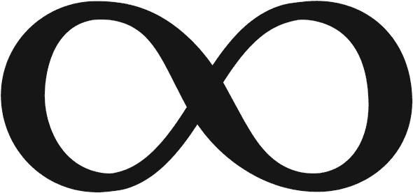 Vector Infinity Symbol - ClipArt Best