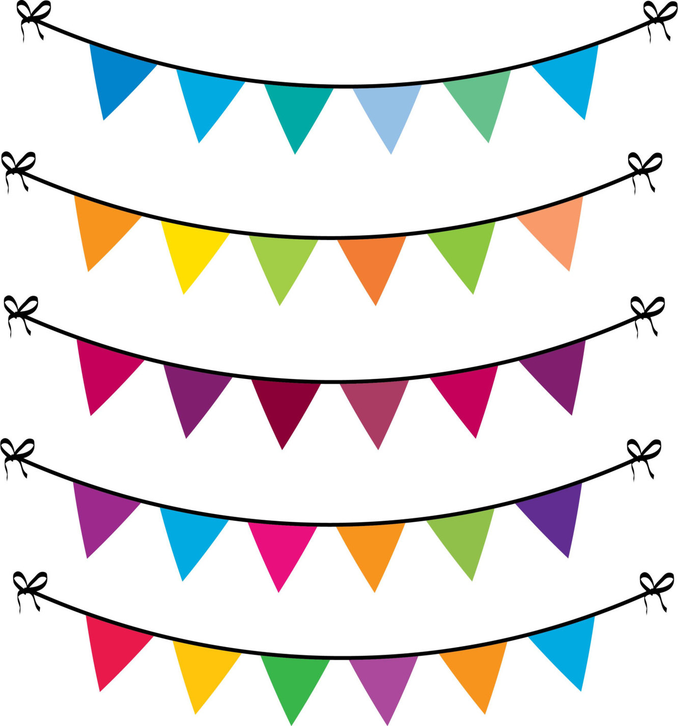 Clip Art Bunting Clipart clipart bunting best vintage clip art free to use resource