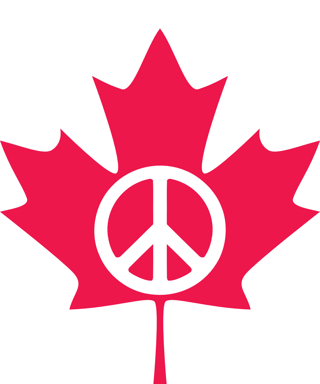 canadian flag vector clipart best