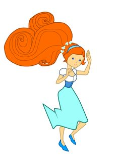 Thumbelina Clipart - ClipArt Best
