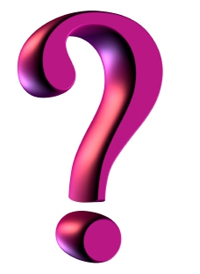 Question-Mark-pink | spa u Vaem domu - ClipArt Best - ClipArt Best