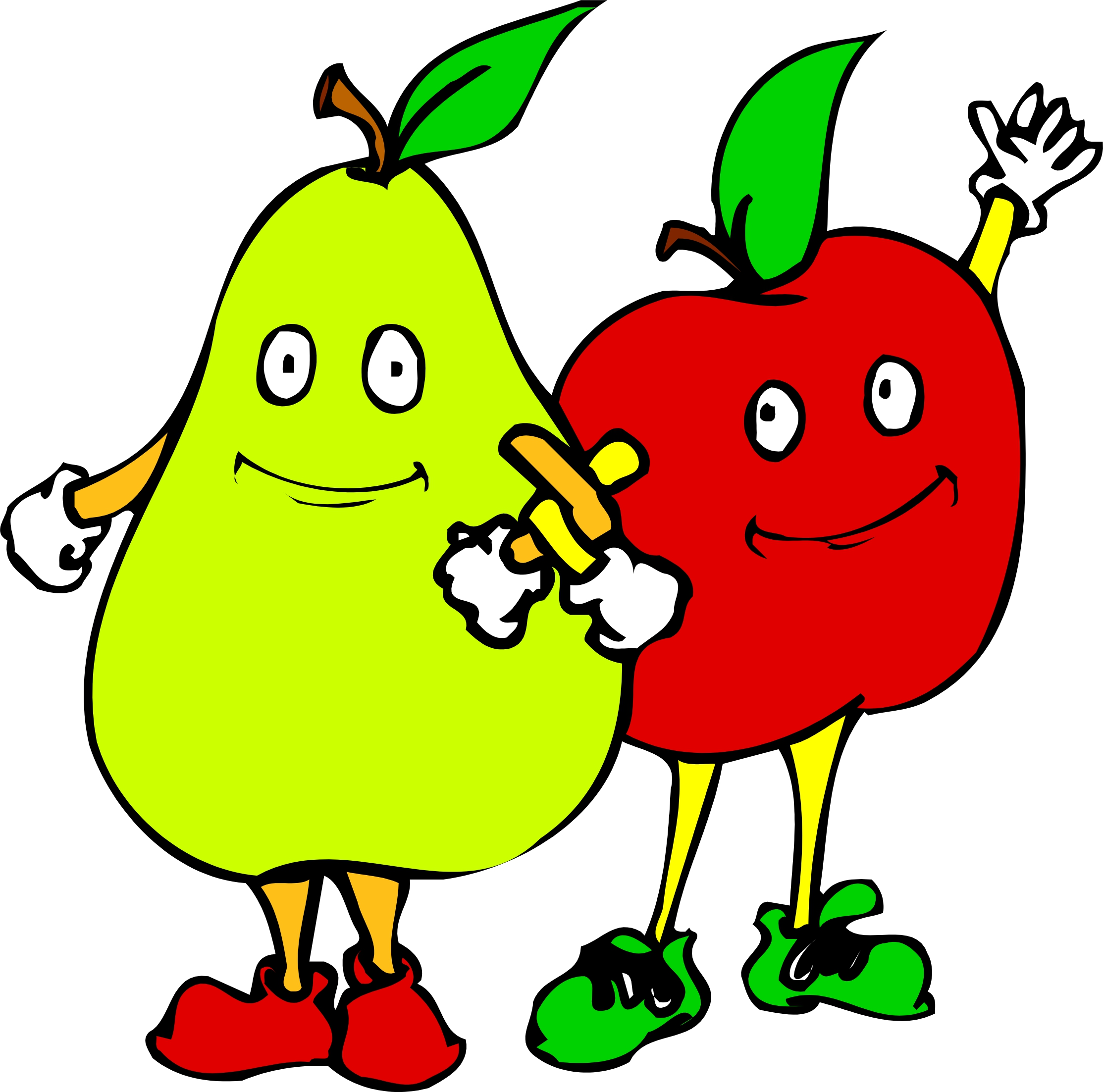 Fruits Cartoon Pictures - ClipArt Best