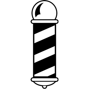 barber pole vector clipart best free barber shop pole clipart free barber shop pole clipart