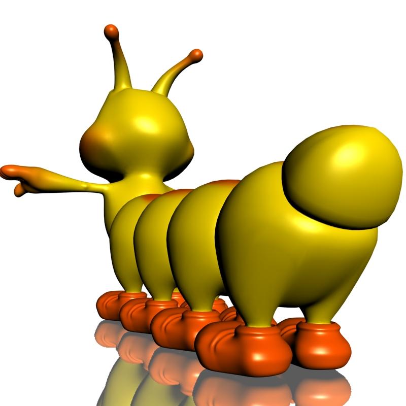 Cartoon Caterpillar - ClipArt Best