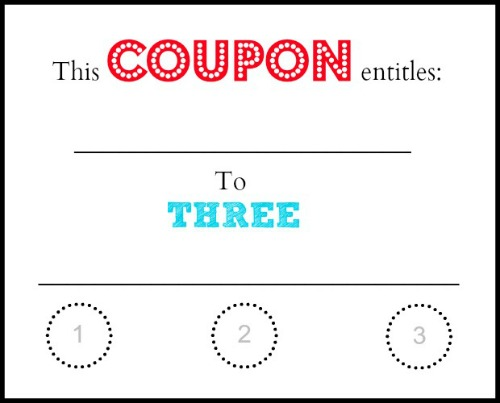 Good for one coupons printable