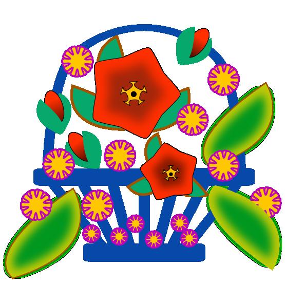 Flower Clip Art Graphics