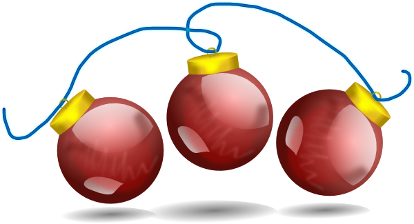 Pictures Christmas Ornaments - ClipArt Best