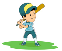 Free Sports - Baseball Clipart - Clip Art Pictures - Graphics ...
