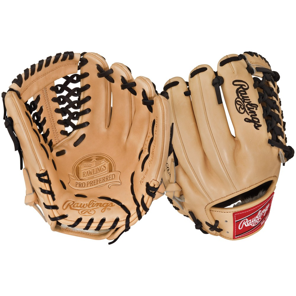 "Rawlings Pro Preferred PRO200-4K-HAR JJ Hardy Model 11.5"" Baseball ..."