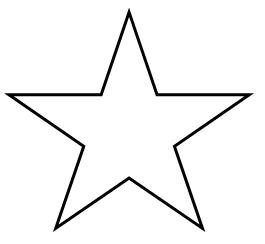 small star template printable free - search results for 10 inch star stencil calendar 2015