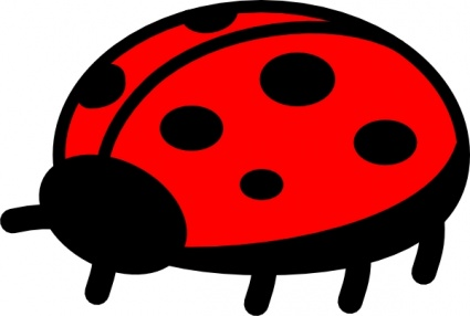 Cute Ladybug Clipart