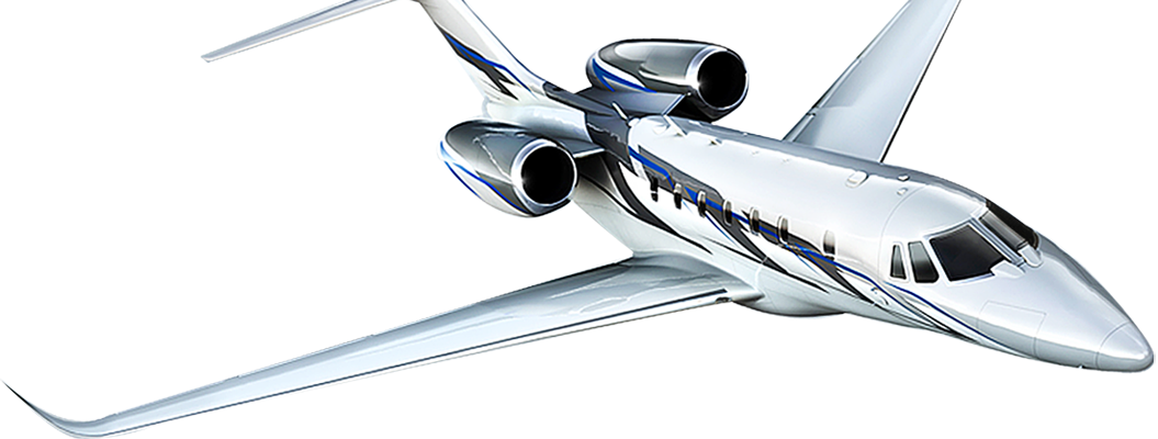 The Citation family of business jets by CessnaCessna Airplane Silhouette