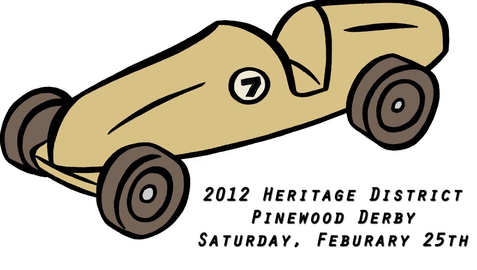 Pinewood derby clip art free autos we