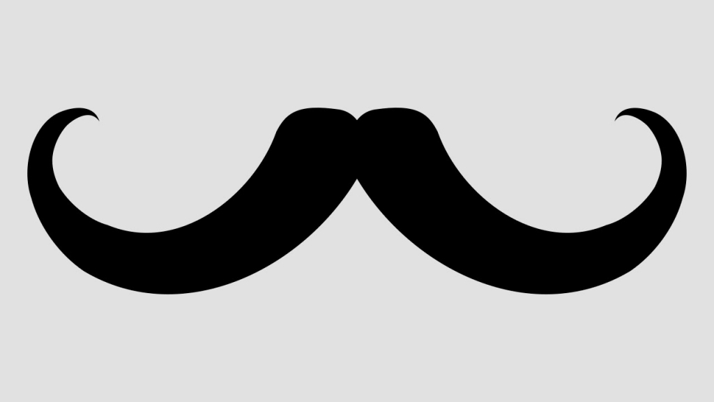Mustache Drawing - ClipArt Best - 48.0KB