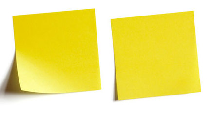 Yellow Post It Png Clipart - Free to use Clip Art Resource