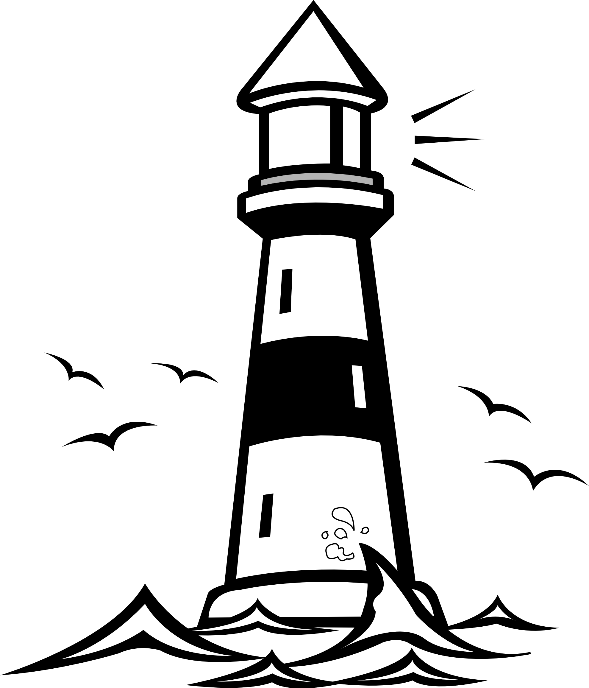 Line Art Lighthouse : Free christian lighthouse clip art clipart best