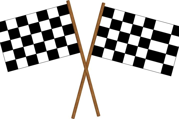 clipart racing flags - photo #33