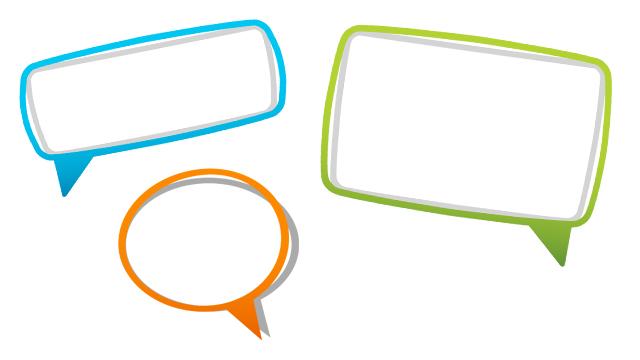Speech Bubble Writing Template - ClipArt Best