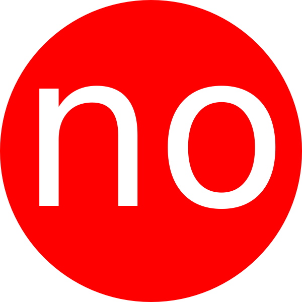 clipart for yes and no - photo #43