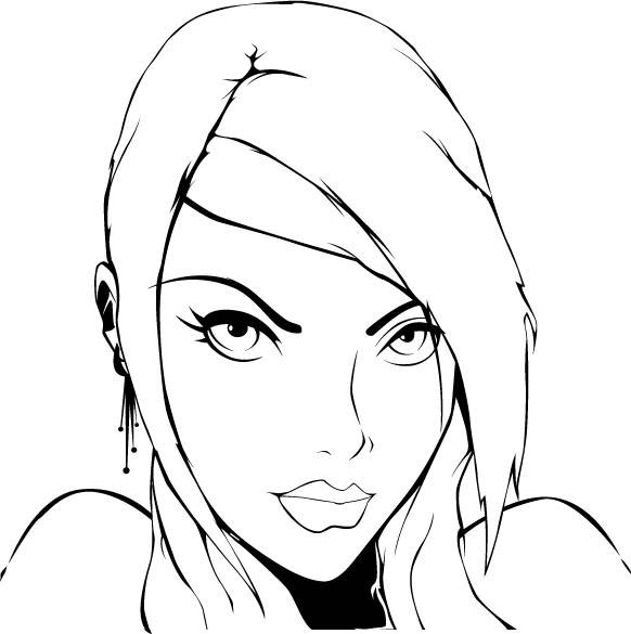 Line Art Media Design : Line art design clipart best
