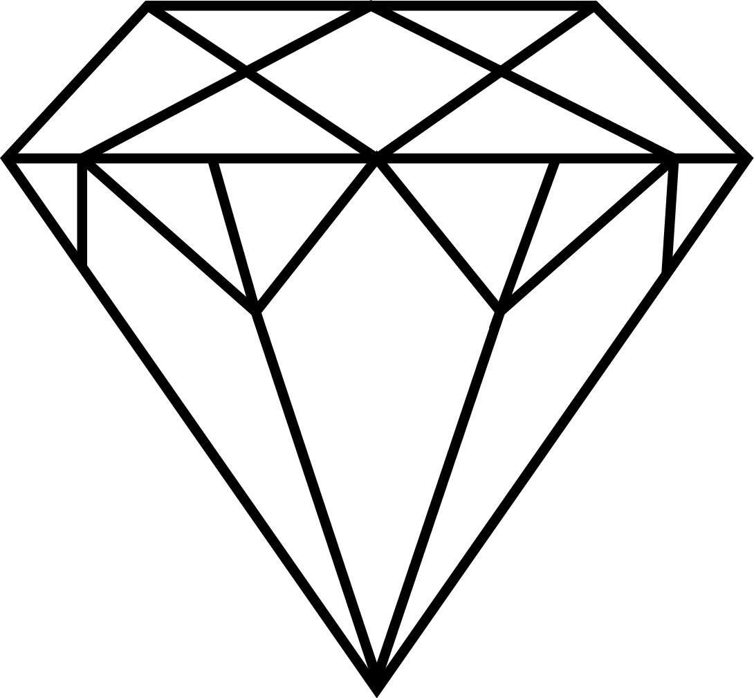 Diamond Kite Template - ClipArt Best