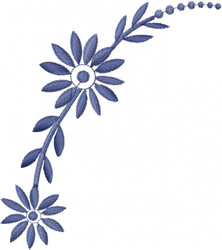 Corner Flower Designs ClipArt Best