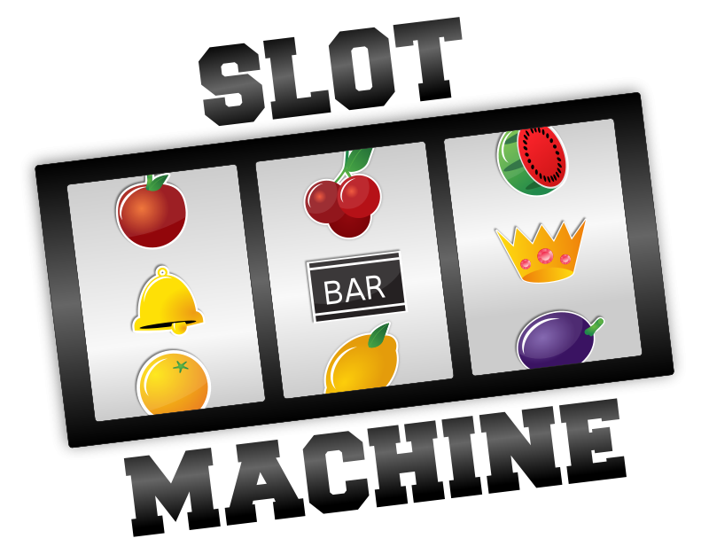 Slot Machine Clip Art ...