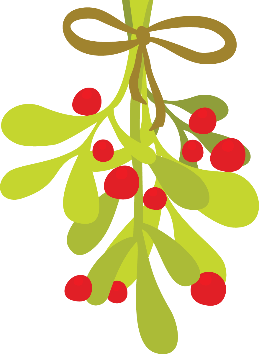 Mistletoe Clipart Clip art holiday images