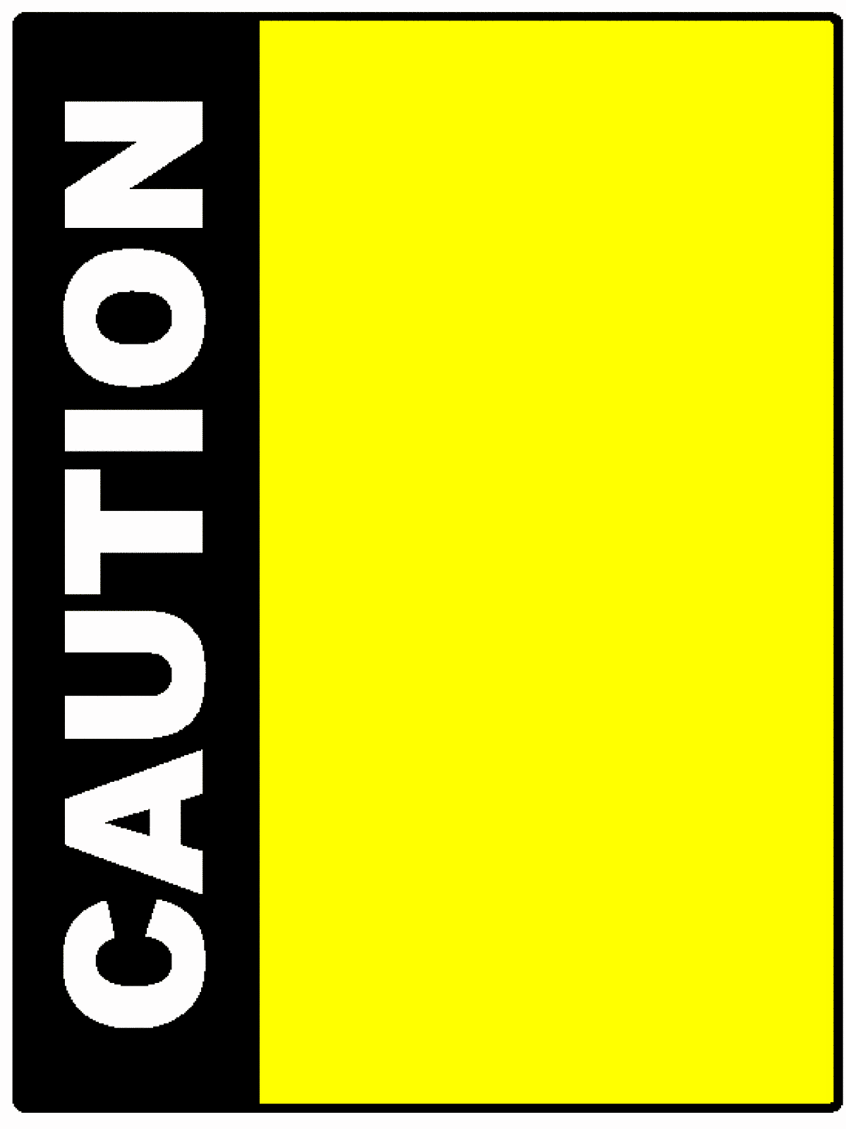 Caution Tape Transparent Png