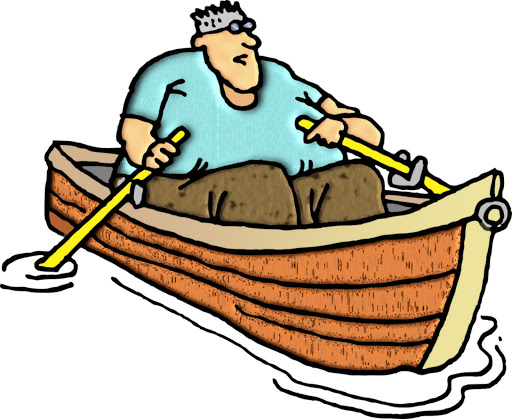 free clip art rowboat - photo #19
