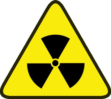 Radiation Hazard Sign - ClipArt Best