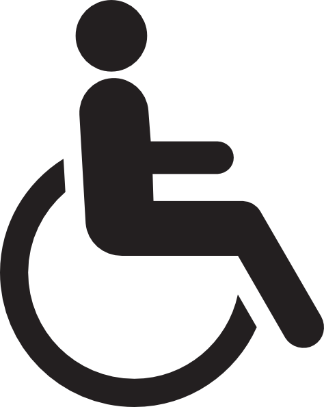 Handicapped Logo Vector - ClipArt Best