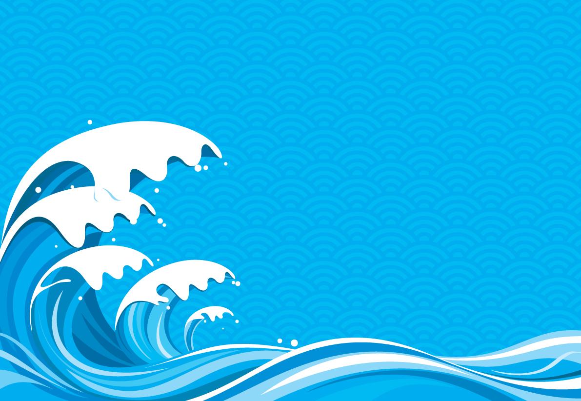 Waves Cartoon - ClipArt Best