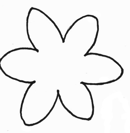 Daffodil templates clipart best for Template of a daffodil