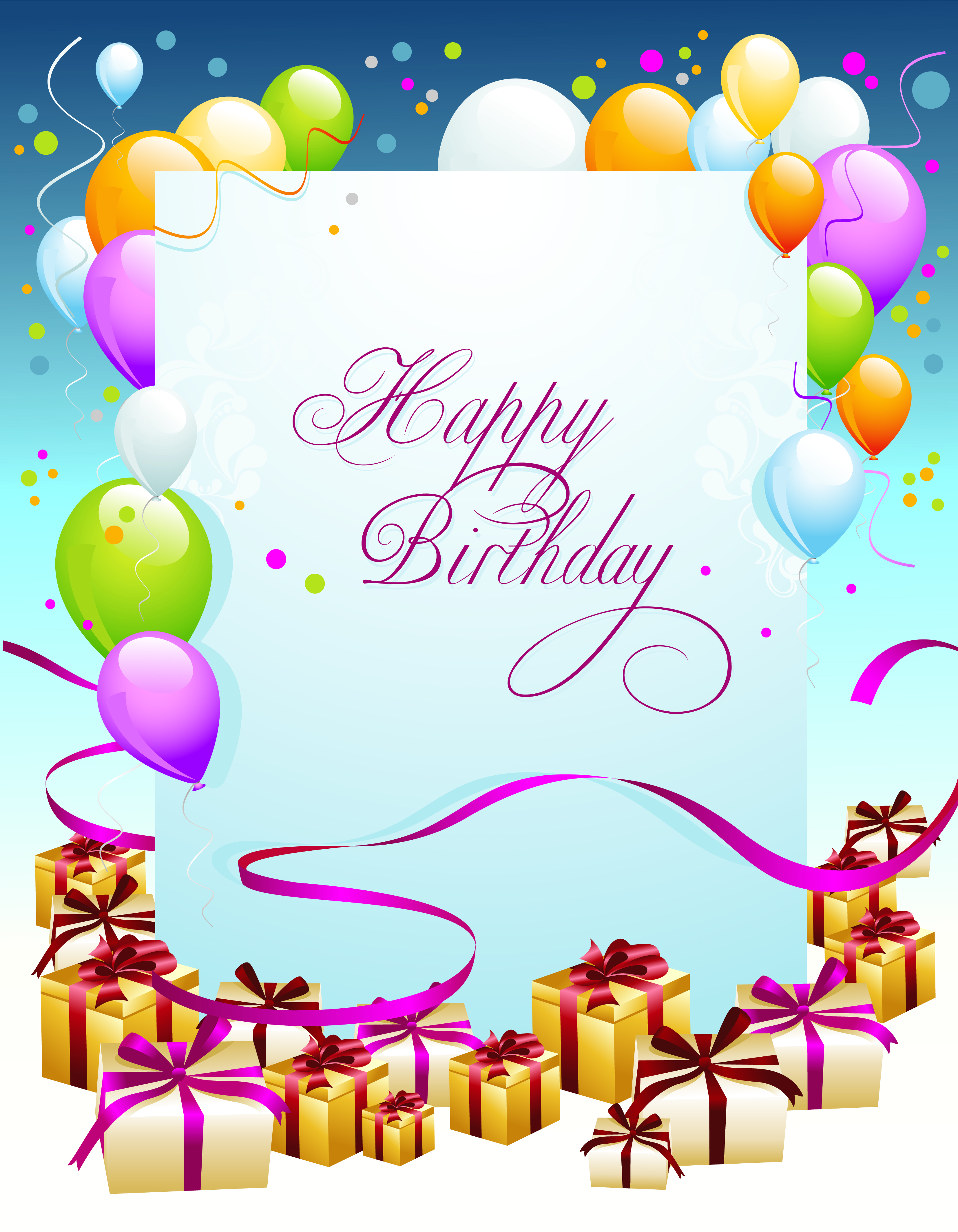 Free Happy Birthday Pics | Free Download Clip Art | Free Clip Art ...