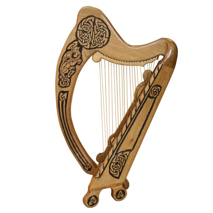 Celtic Harp Pictures