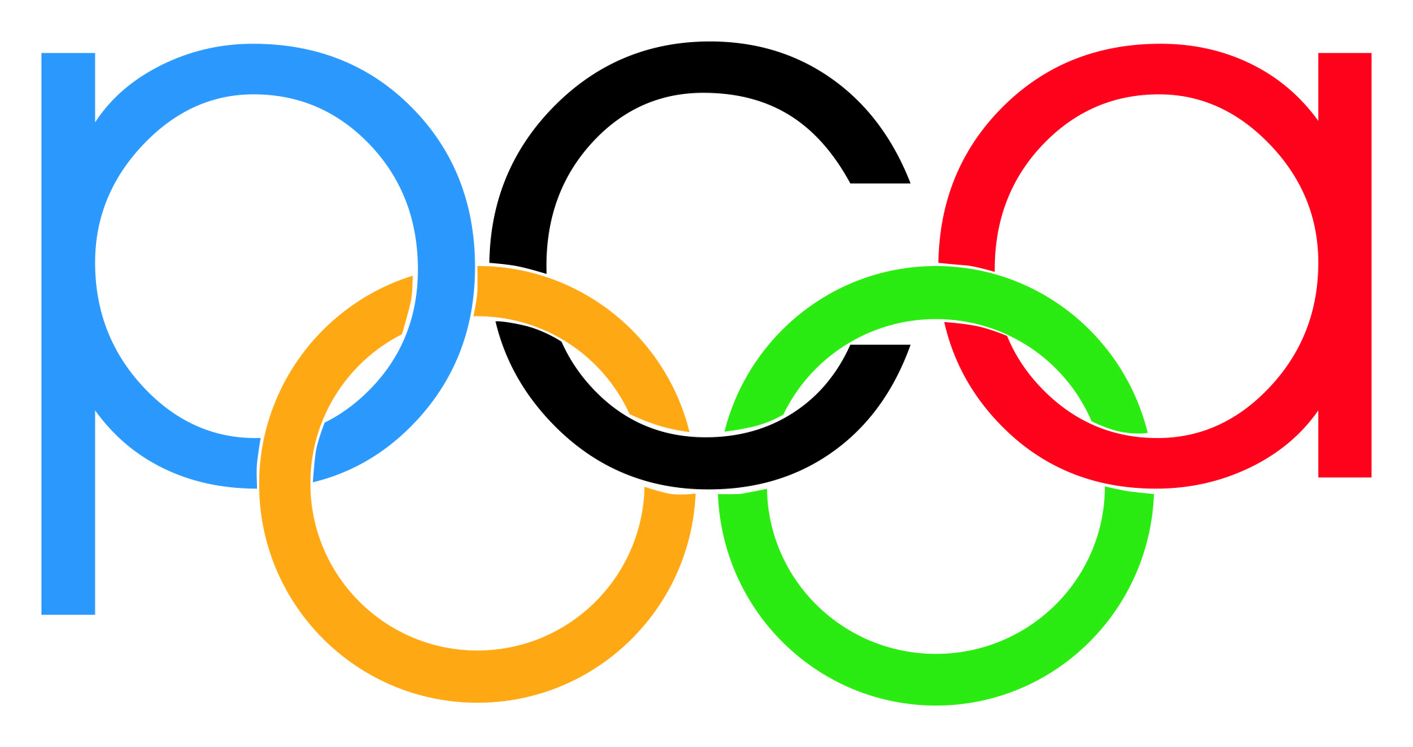 Olympic Rings Image - ClipArt Best