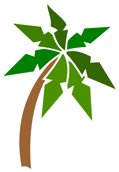 Coconut Tree Clipart - ClipArt Best